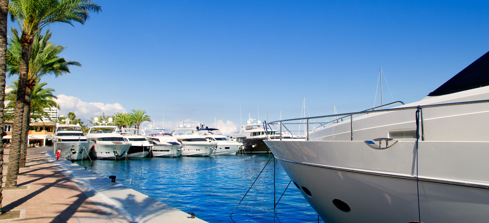 Explore Puerto Portals, Mallorca in Luxurious Style with Portals Nous Boat Charters